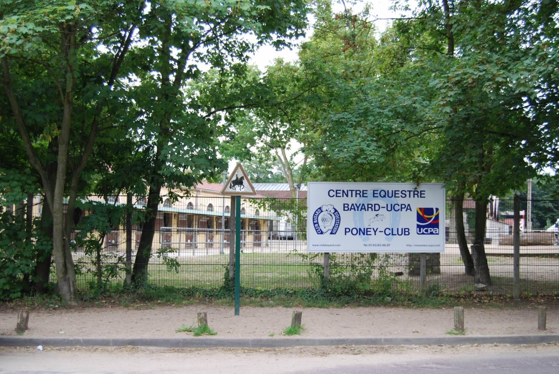 club bayard equitation vincennes